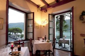 008-Vista-Albergo-Posta-Morcote Svizzera-Ticino-Lago-Lugano